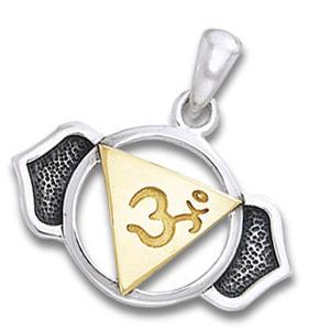 Chakra vedhæng 6 Chakra – Ajna – Pinealchakraet – u/kæde